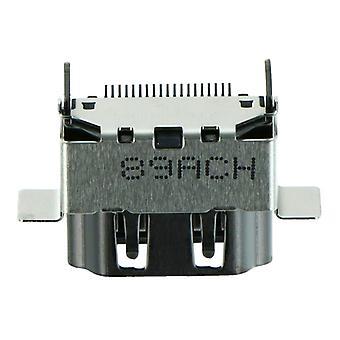 Für Xbox One X - HDMI-Anschluss | iParts4U
