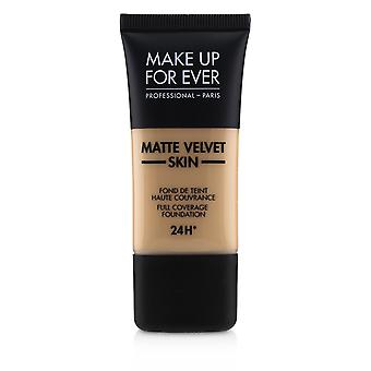 Matte velvet skin full coverage foundation # r330 (marfim quente) 238960 30ml/1oz