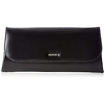 Picard Berlin Black Women's Day Pochette (Schwarz) 2x12x29 centimeters (B x H x T)