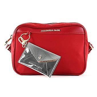 Mandarin Duck Bijou Red Woman Shoulder Bag (Scooter) 10x10x10 cm (W x H x L)