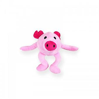 Pawise Happy Boucer Toy-Cerdo (Dogs , Toys & Sport , Stuffed Toys)