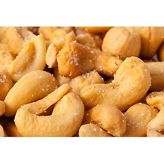 Organic Cashews Roasted -salted-( 12.98lb )