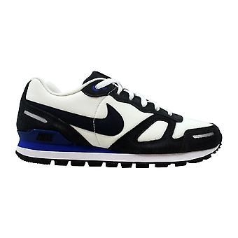 Nike Air Waffle Trainer White/Obsidian-Anthracite-Hyper Blue 429628-111 Men's