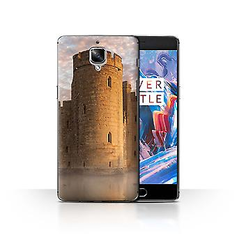 STUFF4 Case/Cover for OnePlus 3/3T/Tower/Castle Fort