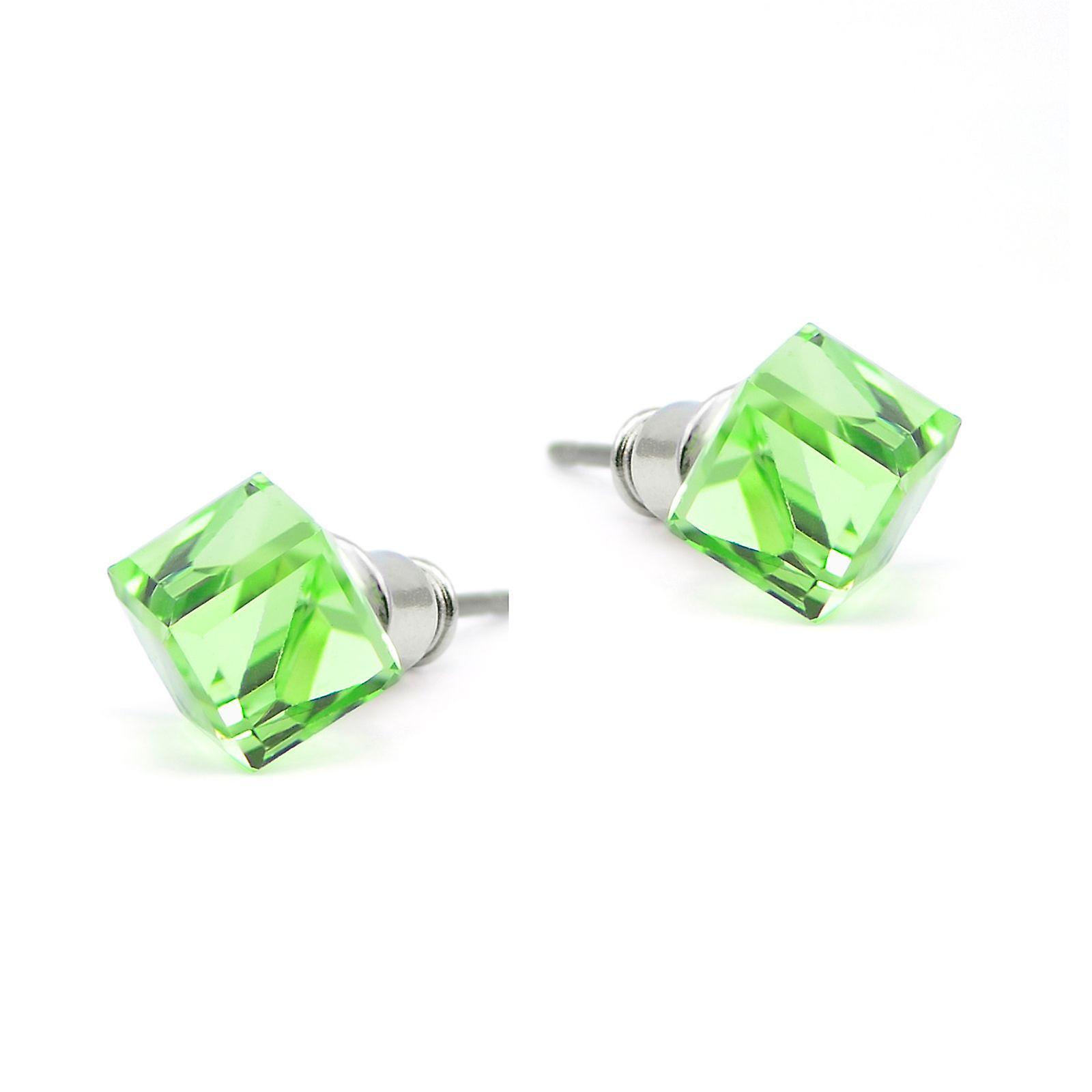Crystal Stud Earrings EMB10.10