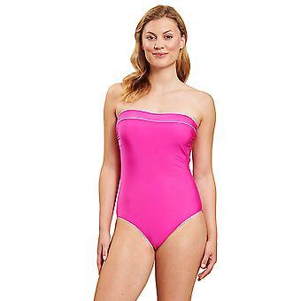 1205543-10012 Femmes-apos;s Maillot de bain sous-câblé rose