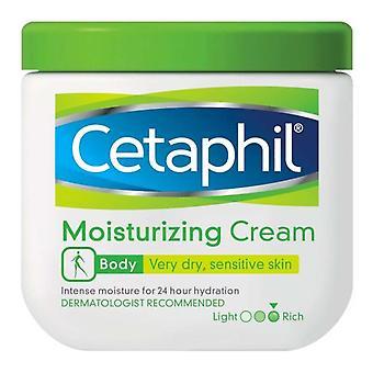 Cetaphil moisturizing cream, fragrance free, 16 oz