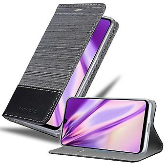 Cadorabo tapauksessa Huawei P30 LITE tapauksessa kattaa - puhelimen tapauksessa magneettinen lukko, seistä toiminto ja korttiosasto - Kotelo cover suojakotelo tapauksessa kirja taitto tyyli