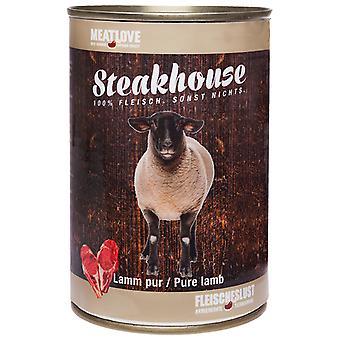 Meatlove Lata Cordero Puro (Dogs , Dog Food , Wet Food)