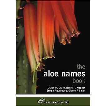 The Aloe Names Book by Olwen M. Grace - Estrela Figueiredo - Gideon F