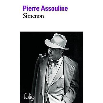 Simenon by Pierre Assouline - 9782070388790 Book