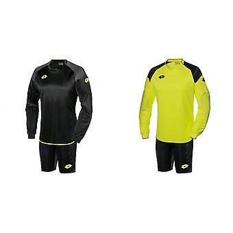 Lotto Junior Unisex Cross Long Sleeve GK Kit