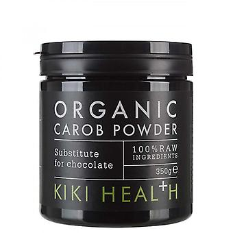 KIKI Health Organic Raw Carob Powder 185g