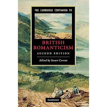 Cambridge Companion naar de Britse romantiek door Stuart Curran