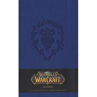 World of Warcraft Alliance Hardcover Blank Journal by Blizzard Entertainment & .