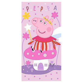 Peppa Pig Fairy Beach Serviette