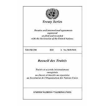 Treaty Series 2908 by United Nations Publications - 9789219009035 Book