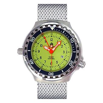 Tauchmeister T0313MIL automatic diving watch 52mm