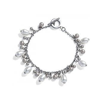 ZOPPINI Swarovski Pearl Bracelet
