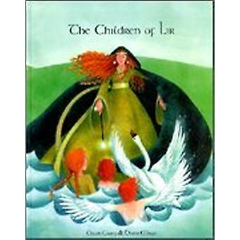 The Children of Lir in Panjabi and English by Dawn Casey - 9781852698