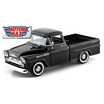 MotorMax American Classics-1958 Chevy Apache Fleetside pick-up 1:24