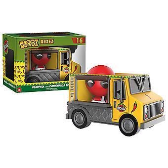Deadpool chimichanga vrachtwagen Dorbz Ridez