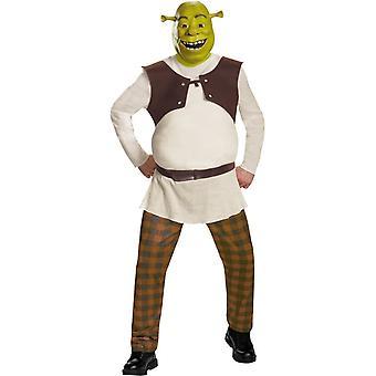 Shrek aikuinen puku