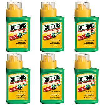 Sparset: 6 x ROUNDUP® LB Plus, 250 ml