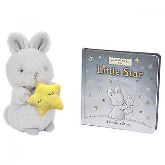 Bunnies By The Bay Cricket Island Little Star Book-Bloom Set