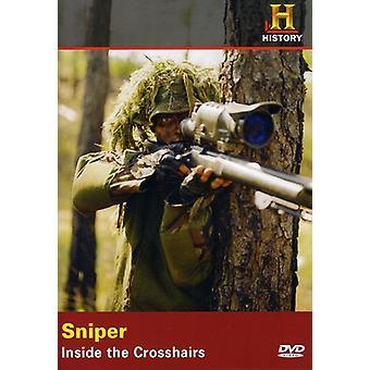 Sniper: Binnen het dradenkruis [DVD] USA importeren
