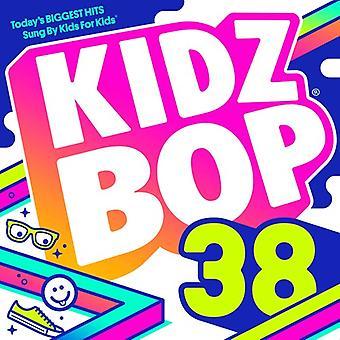 Kidz Bop Kids - Kidz Bop 38 [CD] USA import