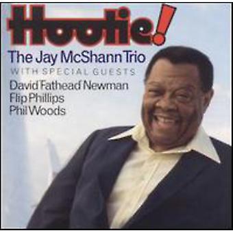 Jay McShann Trio - Hootie [CD] USA import