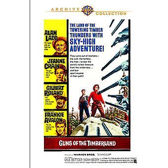 Kanoner af Timberland [DVD] USA importerer