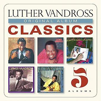 Luther Vandross - Original Album Classics [CD] USA import
