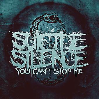 Suicide Silence - du kan inte stoppa mig [CD] USA import