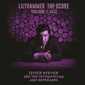 Lilyhammer Score 1: Jazz [CD] Usa import