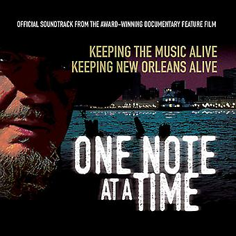 One Note at a Time (Original Soundtrack) - One Note at a Time (Original Soundtrack) [CD] USA import