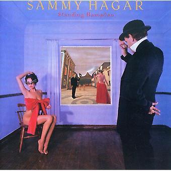Sammy Hagar - Standing Hampton [CD] USA import