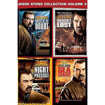 Jesse Stone Collection 2 [DVD] USA import