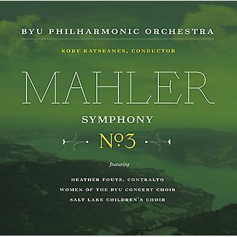 Mahler - Sym 3 in D Minor [CD] USA import