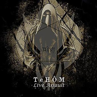 Tehom - Live Assault [CD] USA import