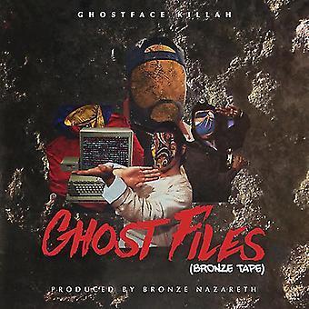 Ghostface Killah - Ghost Files [CD] USA import