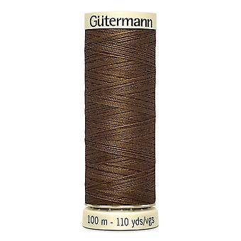 Gutermann Sew-all 100% Polyester Thread 100m Hand and Machine Colour Code  - 289
