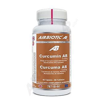 Curcumin AB Complex 60 tablets of 10000mg