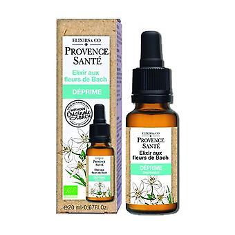 Depresses ORGANIC 20 ml of floral elixir