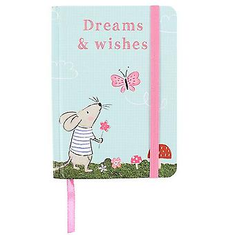 Something Different Forest Fairies A6 Notebook