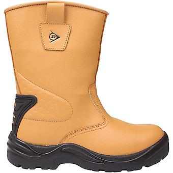 Dunlop Safety Rigger Mens Steel Toe Cap Safety Boots