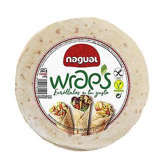Wrap's Gluten Free 240 g