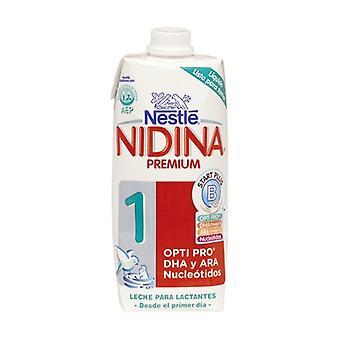 Starter Milk Nidina 1 Premium 0m + 500 ml
