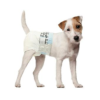 Simple Solution Disposable Dog Diapers (Pack Of 12)